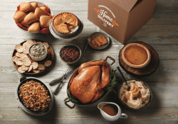 Easy Thanksgiving Dinner from Boston Market