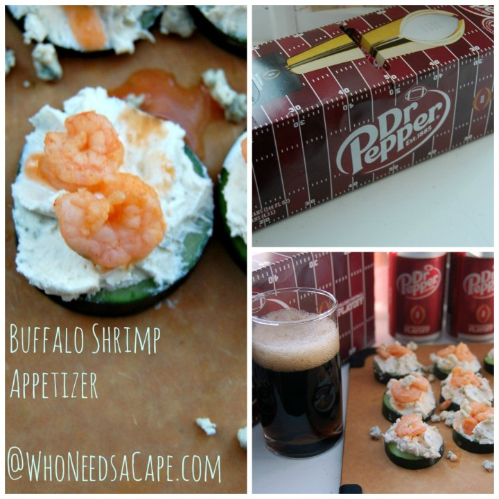 Buffalo Shrimp App square