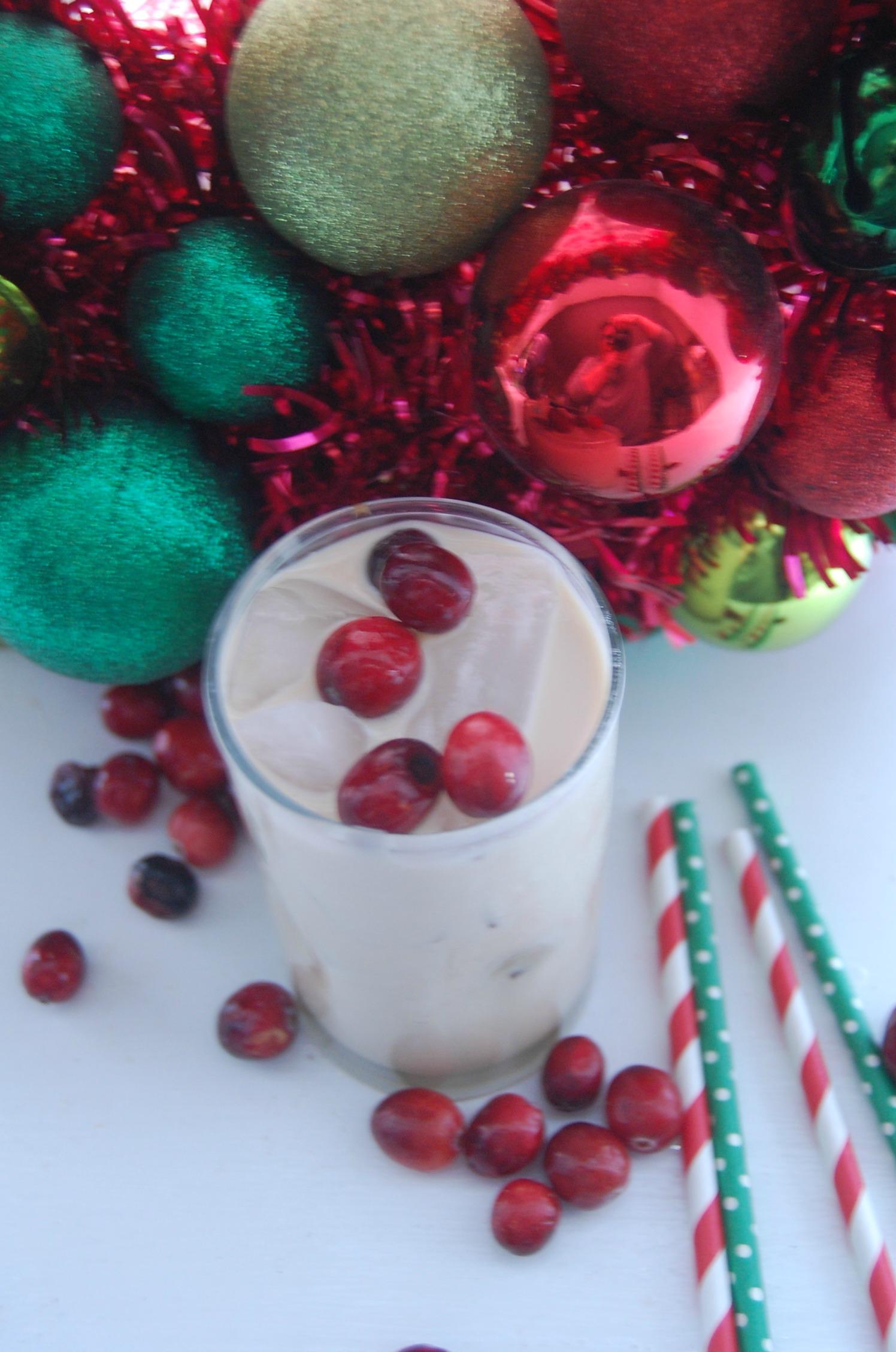 The Minty Santa Drink