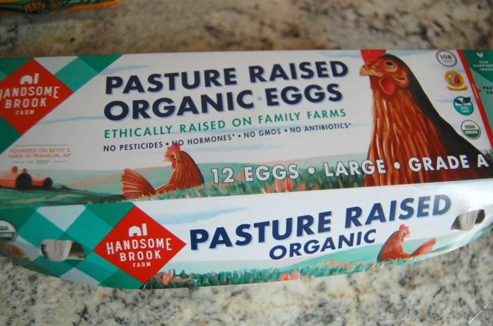 Brunch Oven Eggs