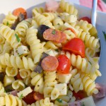 Loaded Antipasto Pasta Salad