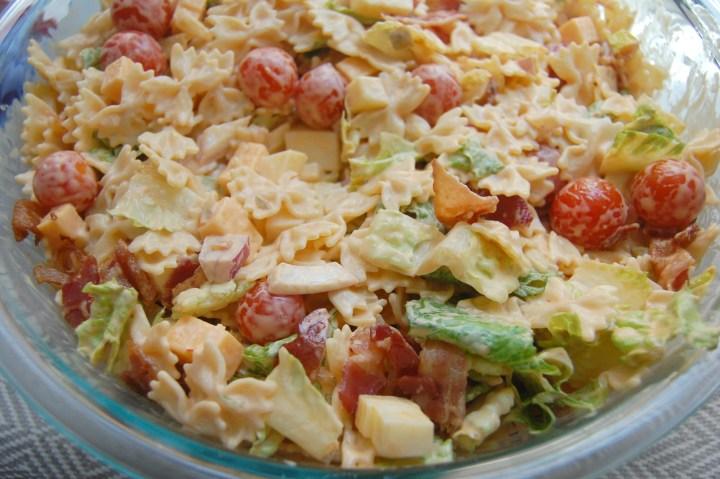 Amazing Pasta Salad | Who Needs A Cape?