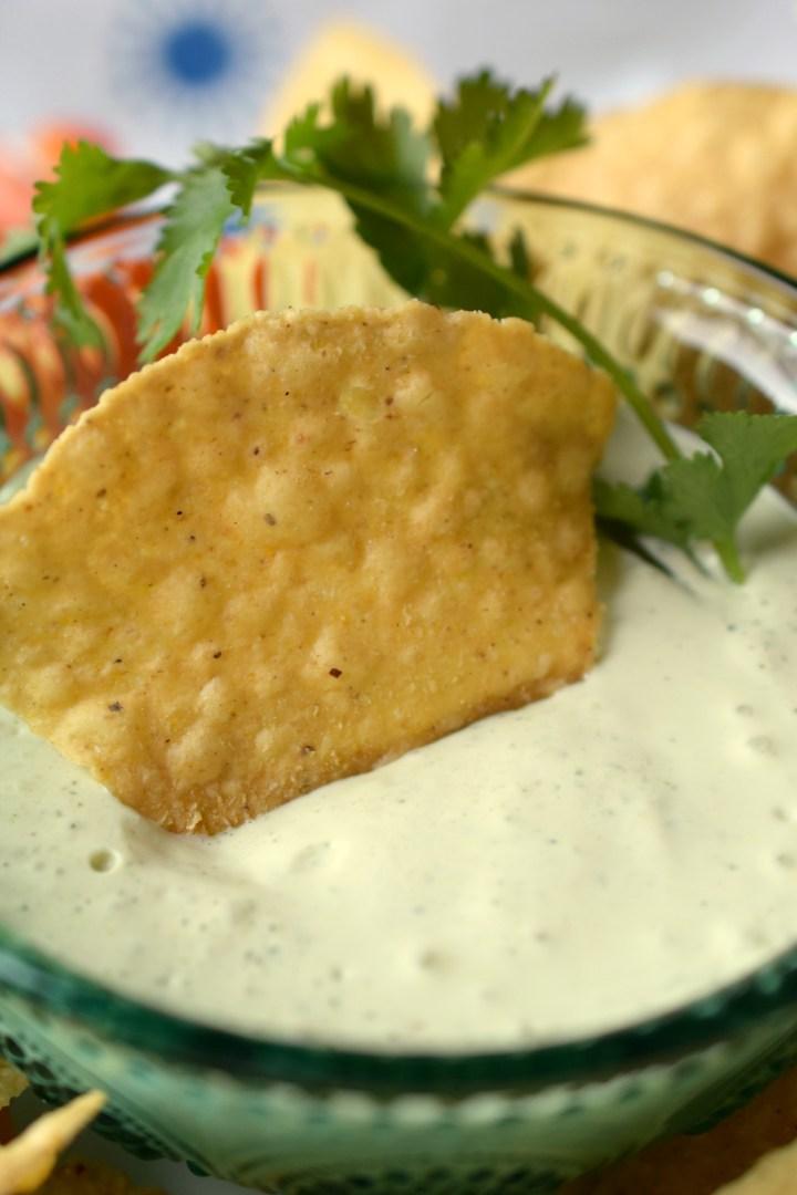 Chuy's Creamy Jalapeno {copycat) Dip Recipe