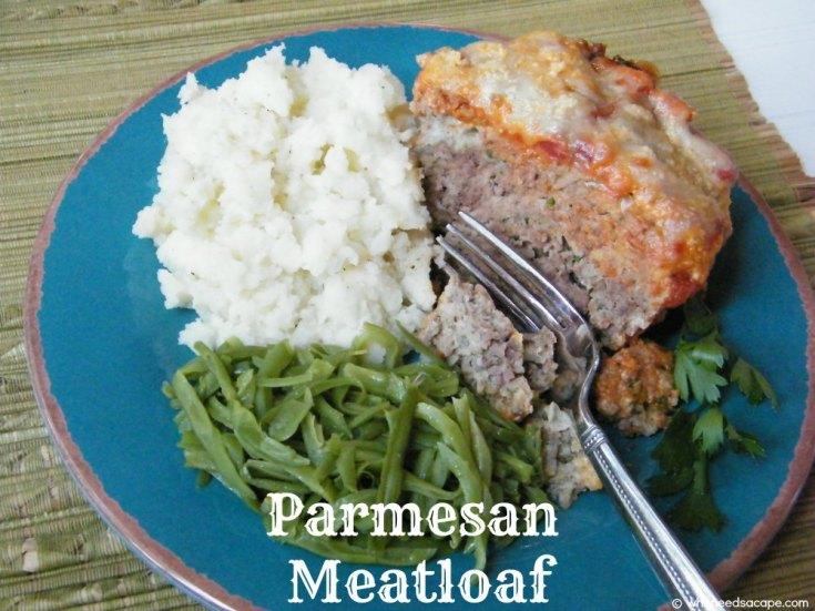 Parmesan Meatloaf