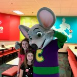 So Much Family Fun at Chuck E. Cheese