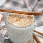 Brown Sugar Cinnamon Tea Latte