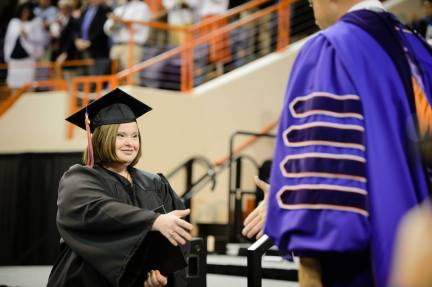 Kelsi graduating from Clemson