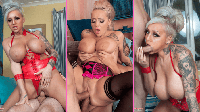 Who is the Best Big Tit Whore in Porn?