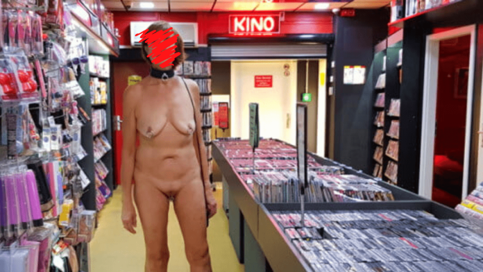 adult store nearby with porn cinema