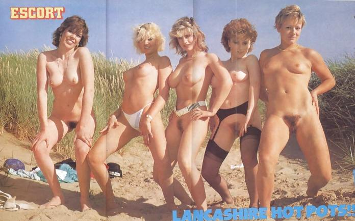 There's a lot of variety when it comes to Blackpool swingers