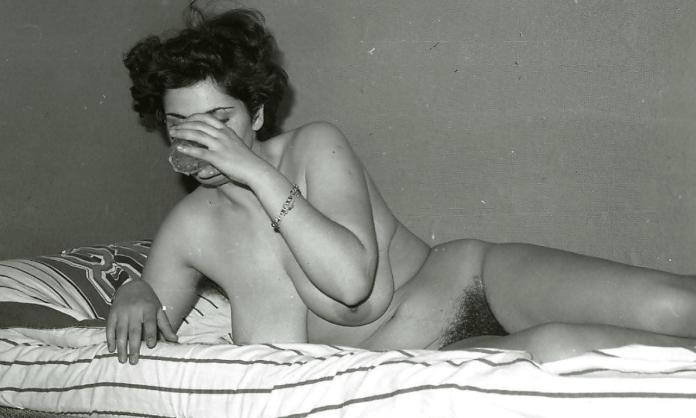 busty Russian nude
