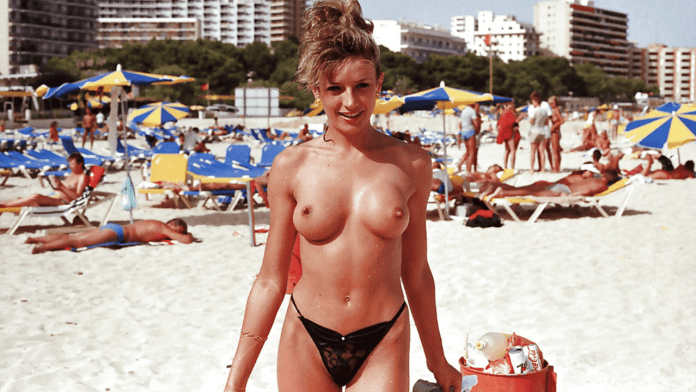This British retro porn star is still in business in 2021!
