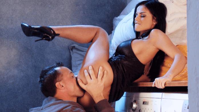 Black Angelika is a filthy Romanian pornstar