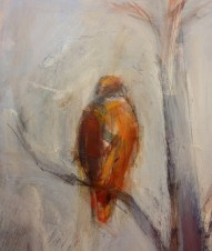 Sandy: The bird painting may get painted over another time...