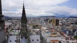 Stunning view from the Basilica Nacional