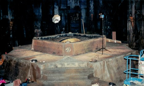 Doctor Who 1996 set