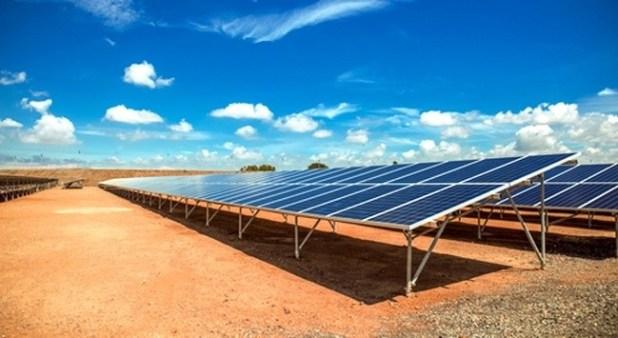 solar farms