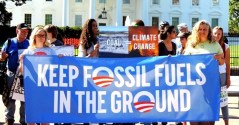 Fossil Fuels, Keep Remaining Fuels in the Ground