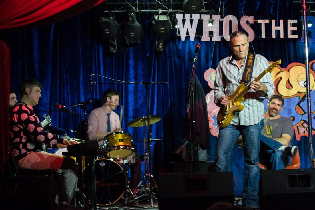 Rockin w/ Dave Dahl & Aaron Ross on Drums