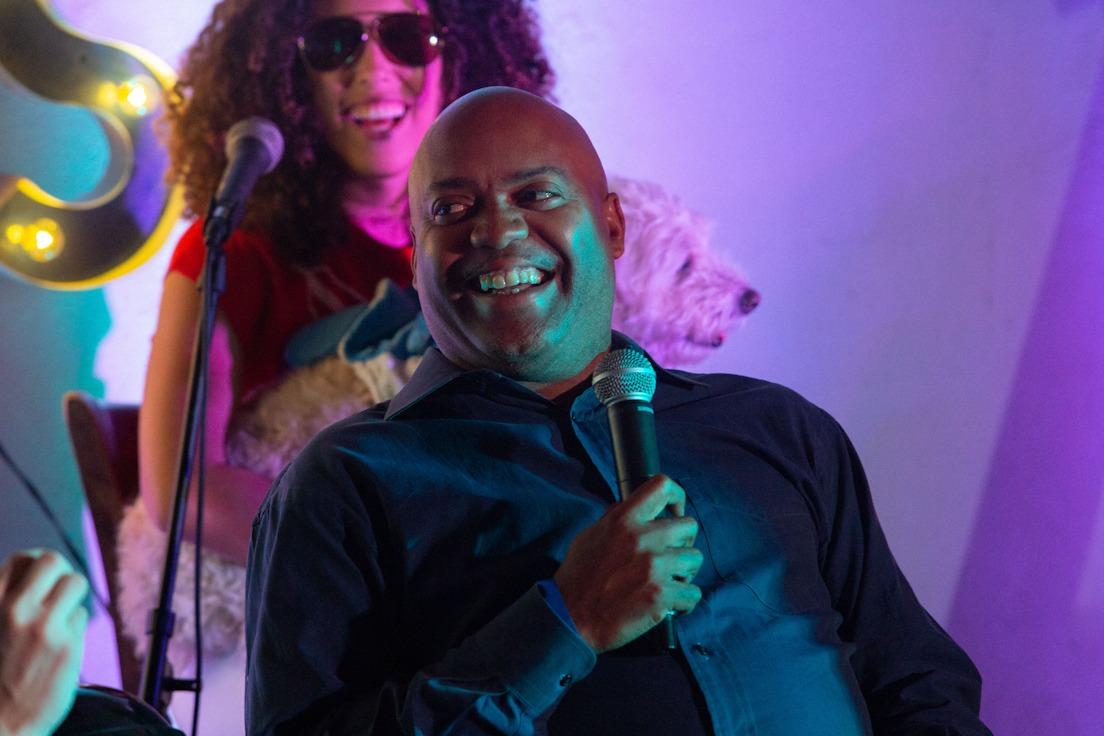 Darrick Martin NBA player Michael Jordan trash talk story epic talk show LA Los Angeles Clippers Grizzlies Aaron Ross comedian comedy