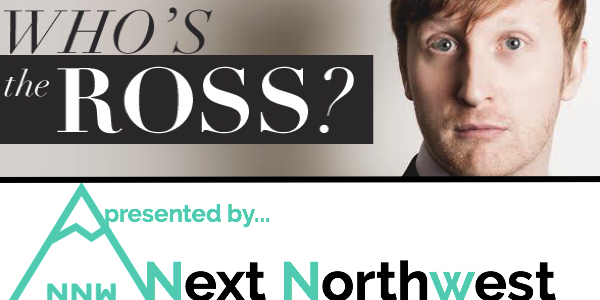 who's the ross Portland Aaron pdx music Next Nortwest comedy comedian improv sketch show host live performance bunk bar