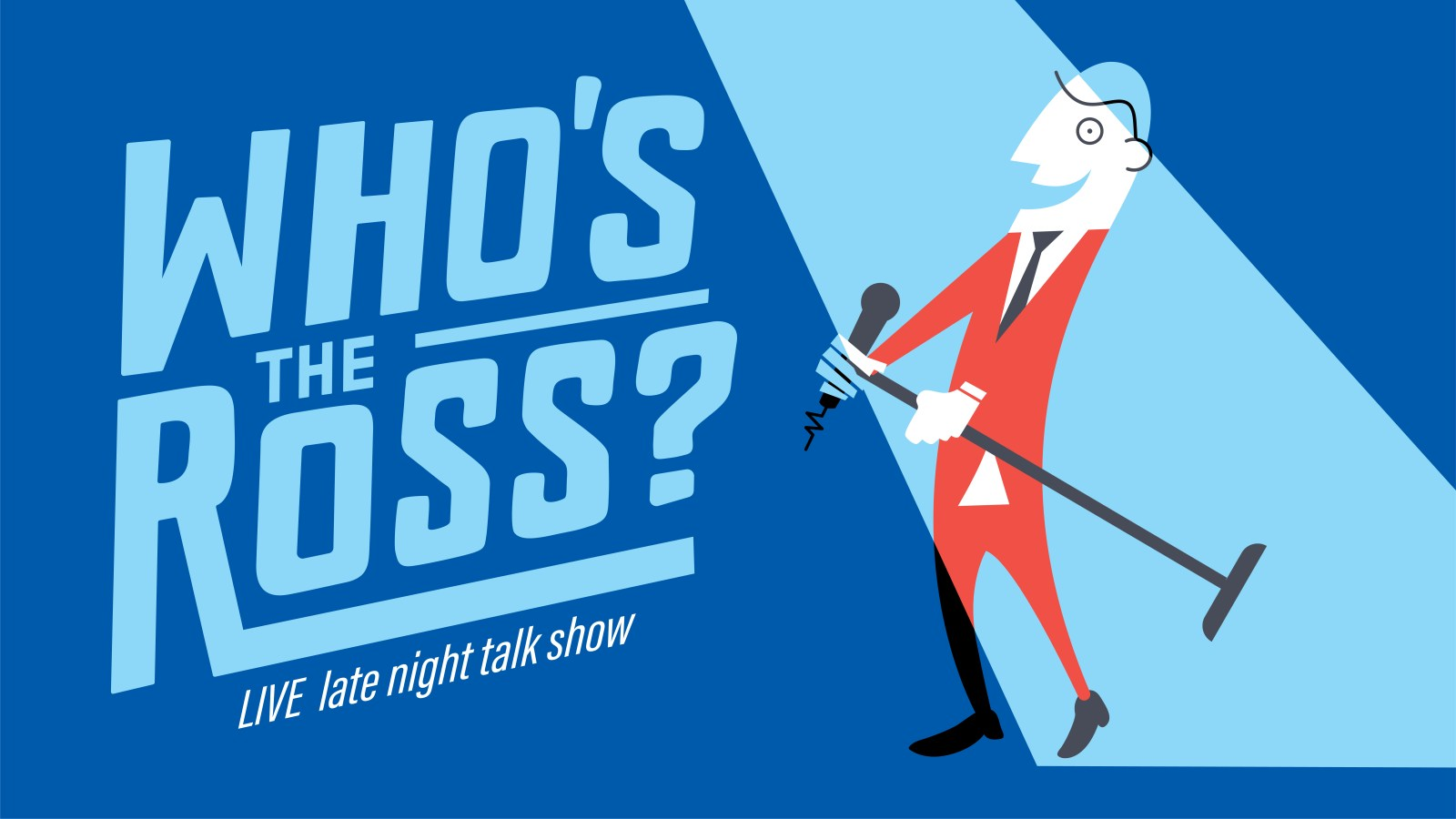 Who's the Ross? Aaron Ross comedian late-night talk show live funny silverlake El cid Los Angeles LA Hollywood
