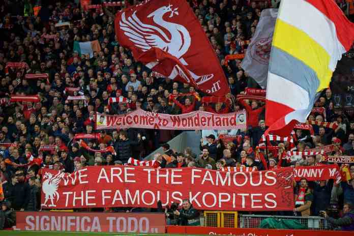 """Premier League closer to safe standing with """"positive impact"""" ruling -  Liverpool FC - This Is Anfield"""