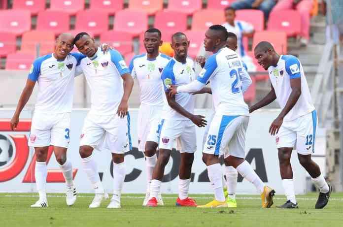 Football - 2019 Nedbank Cup - Last 16 - Chippa United v Tshakhuma Tsha Madzivhandila - Nelson Mandela Bay Stadium - Port Elizabeth