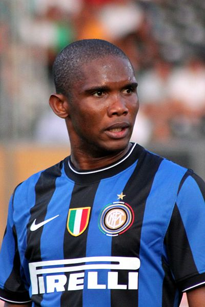 Samuel Eto'o involved in car accident
