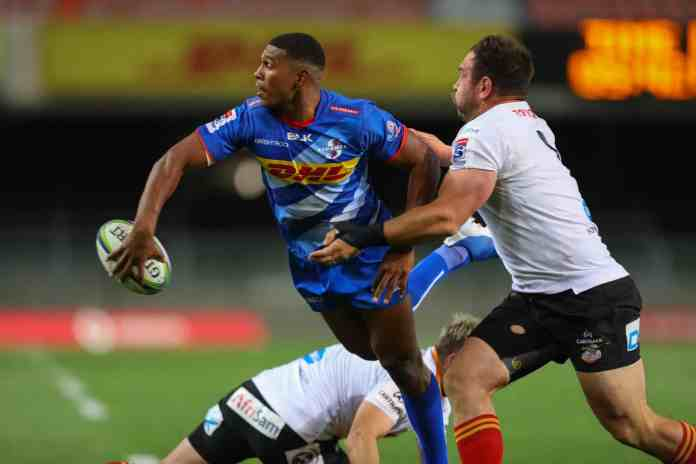 Stormers Damian Willemse