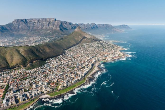 Holiday destination - cape town