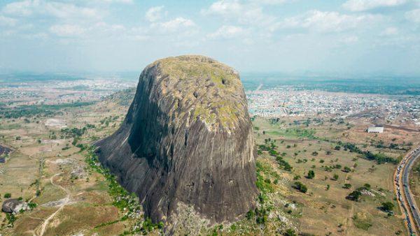 Zuma Rock, Niger