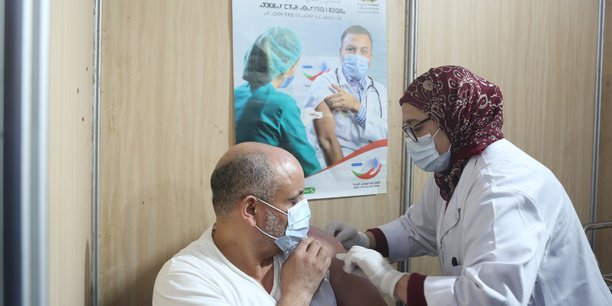 Morocco Vaccinates More Than 4 Million Citizens