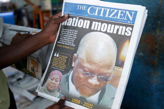 President John Magufuli Death