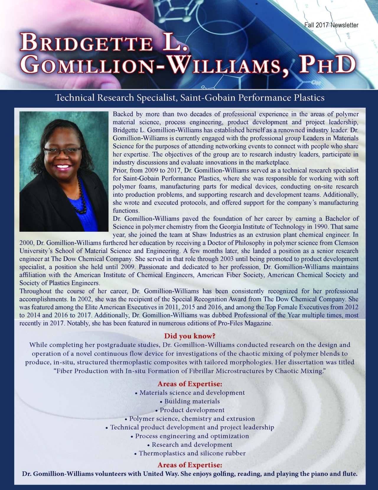 Gomillion-Williams, Bridgette 1367025_40004109 Newsletter.jpg