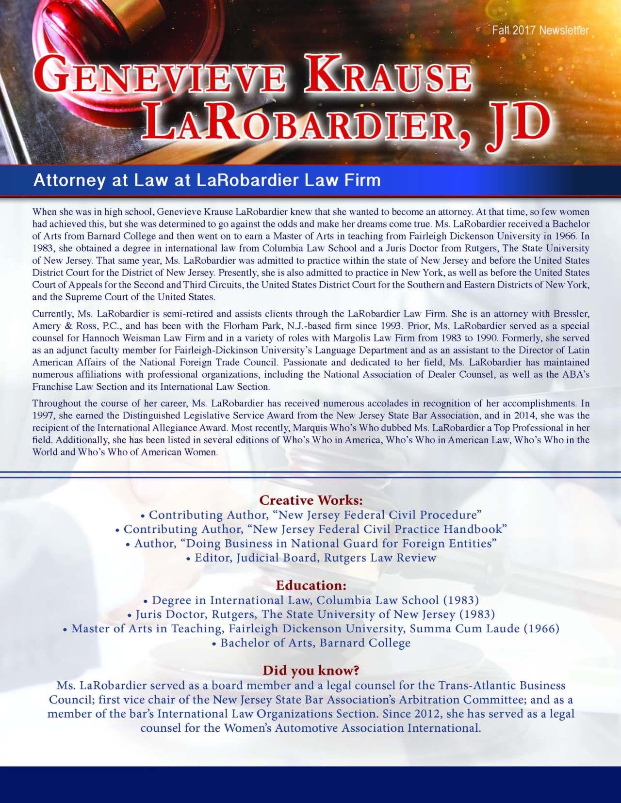 LaRobardier, Genevieve 2211403_32436039 Newsletter.jpg
