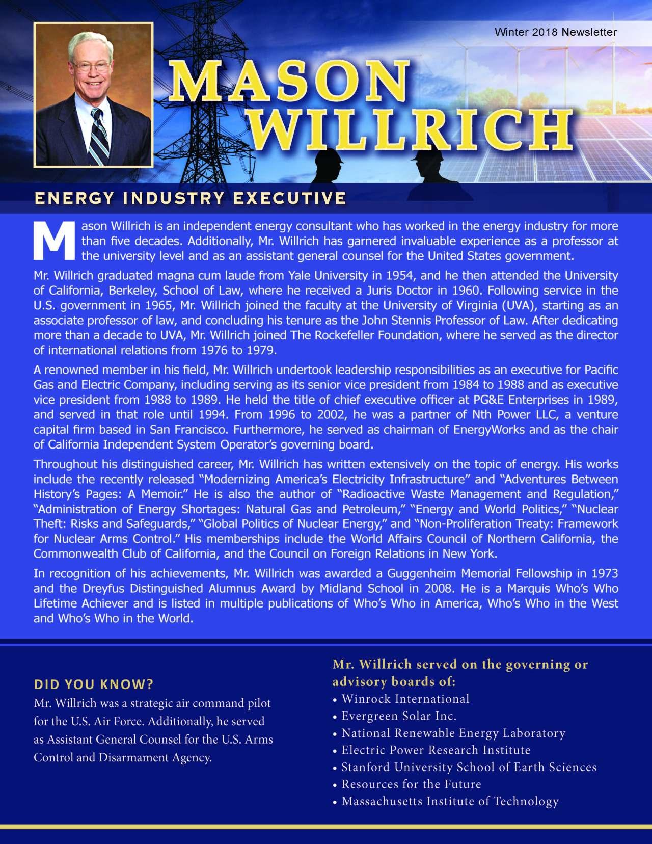 Willrich, Mason 3629517_4146646 Newsletter REVISED.jpg