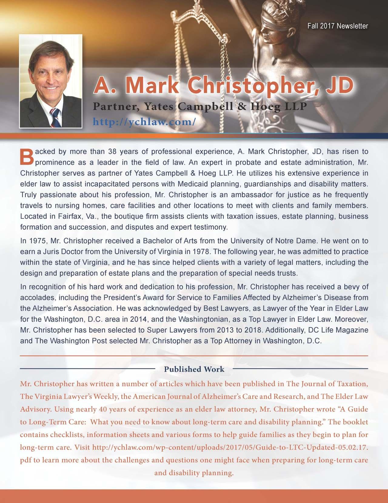Christopher, A. Mark 3677266_4003677266 Newsletter.jpg