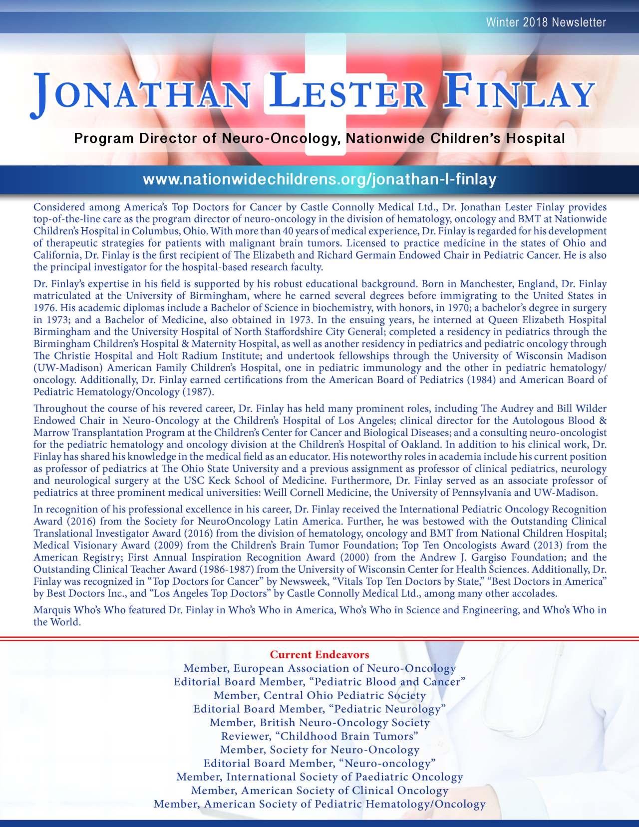 Finlay, Jonathan 3704771_21112446 Newsletter