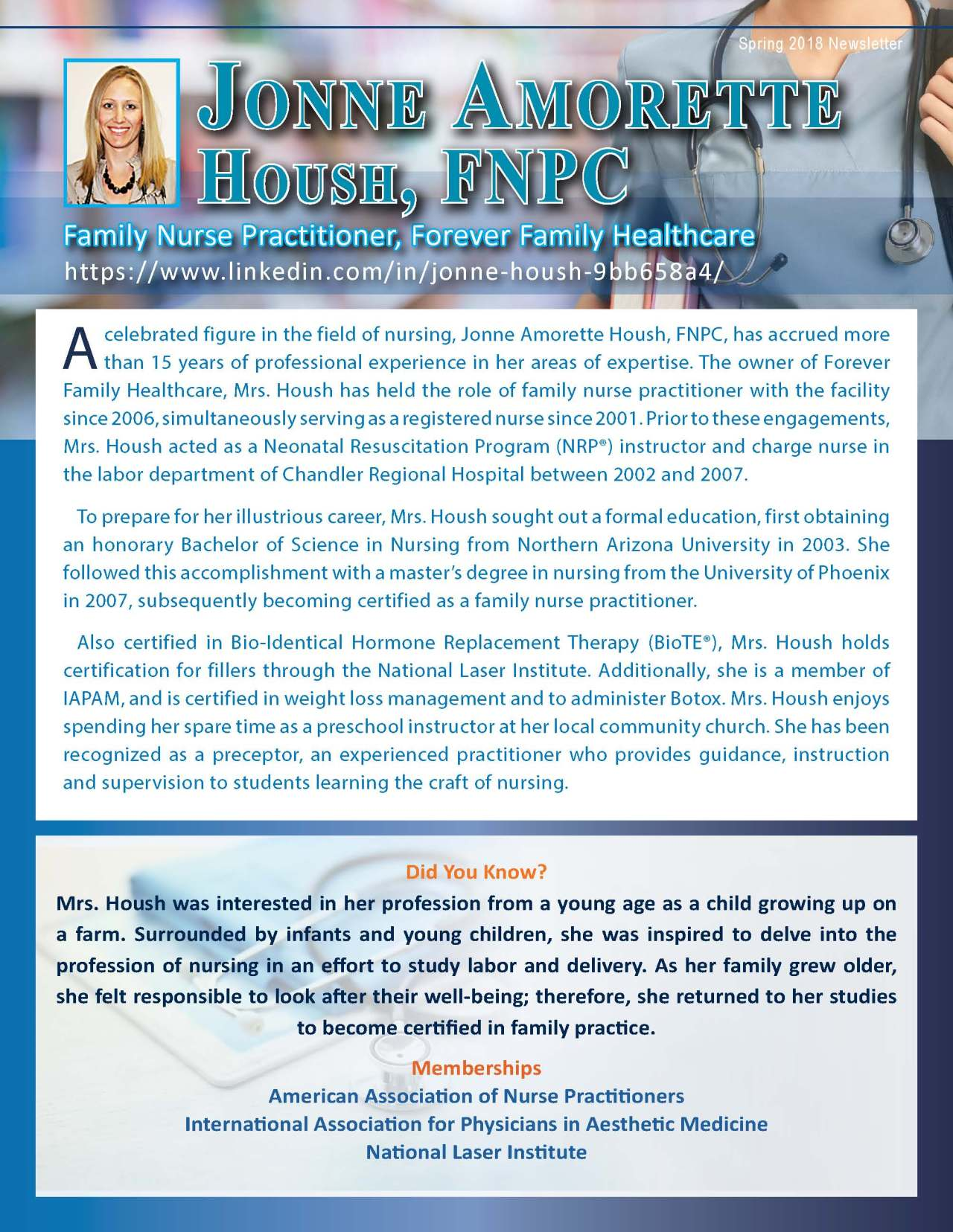 Housh, Jonne 3689156_4003689156 Newsletter REVISED