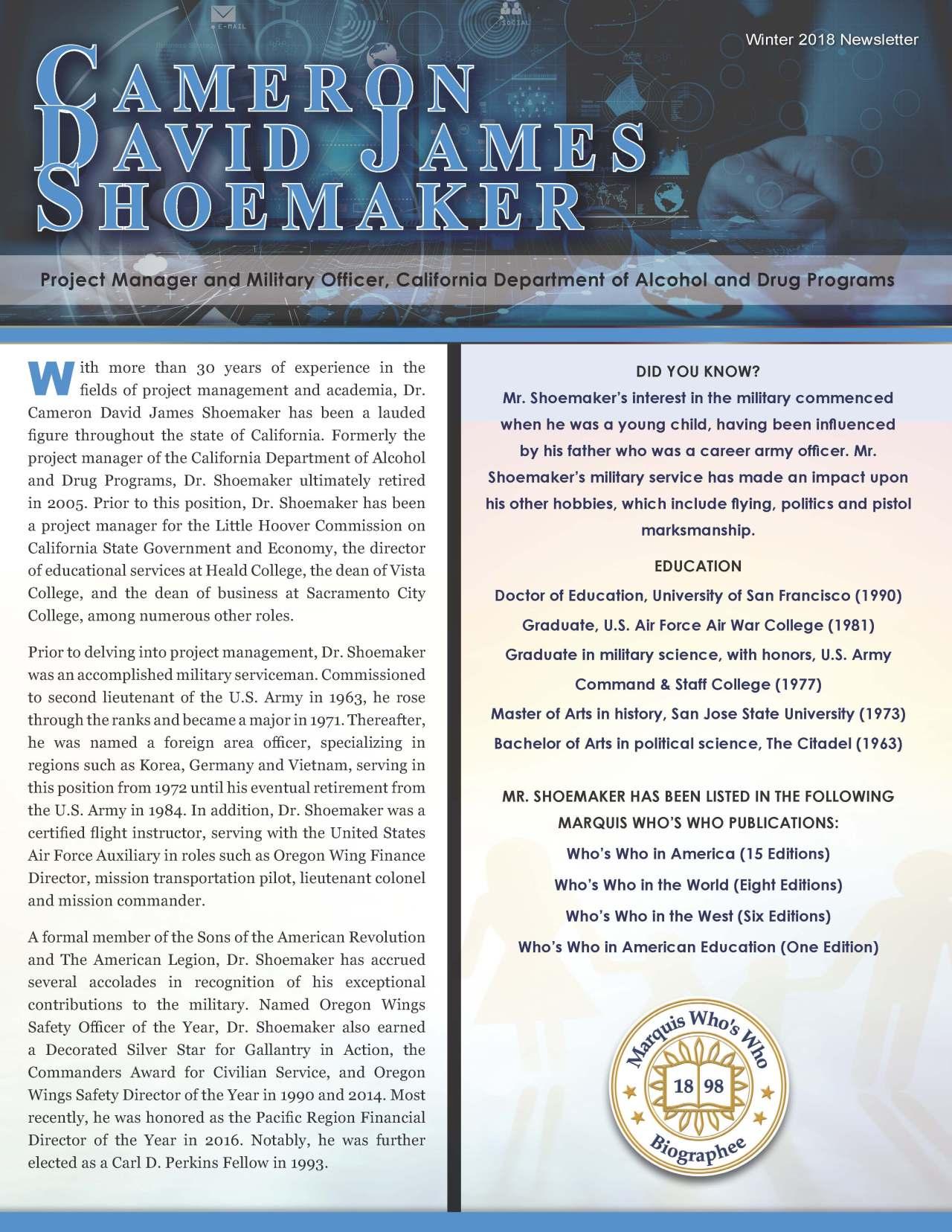 Shoemaker, Cameron 3646553_17303207 Newsletter.jpg