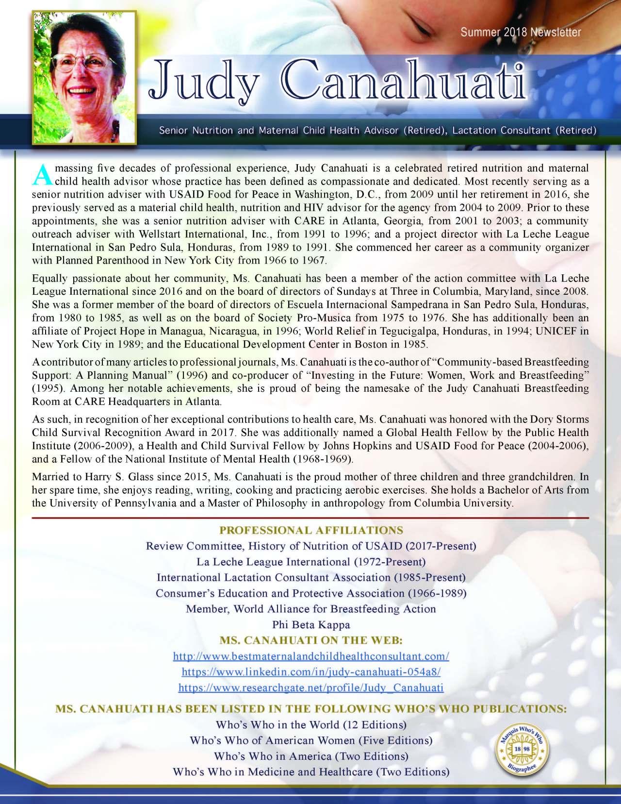 Canahuati, Judy 2206619_25994435 Newsletter