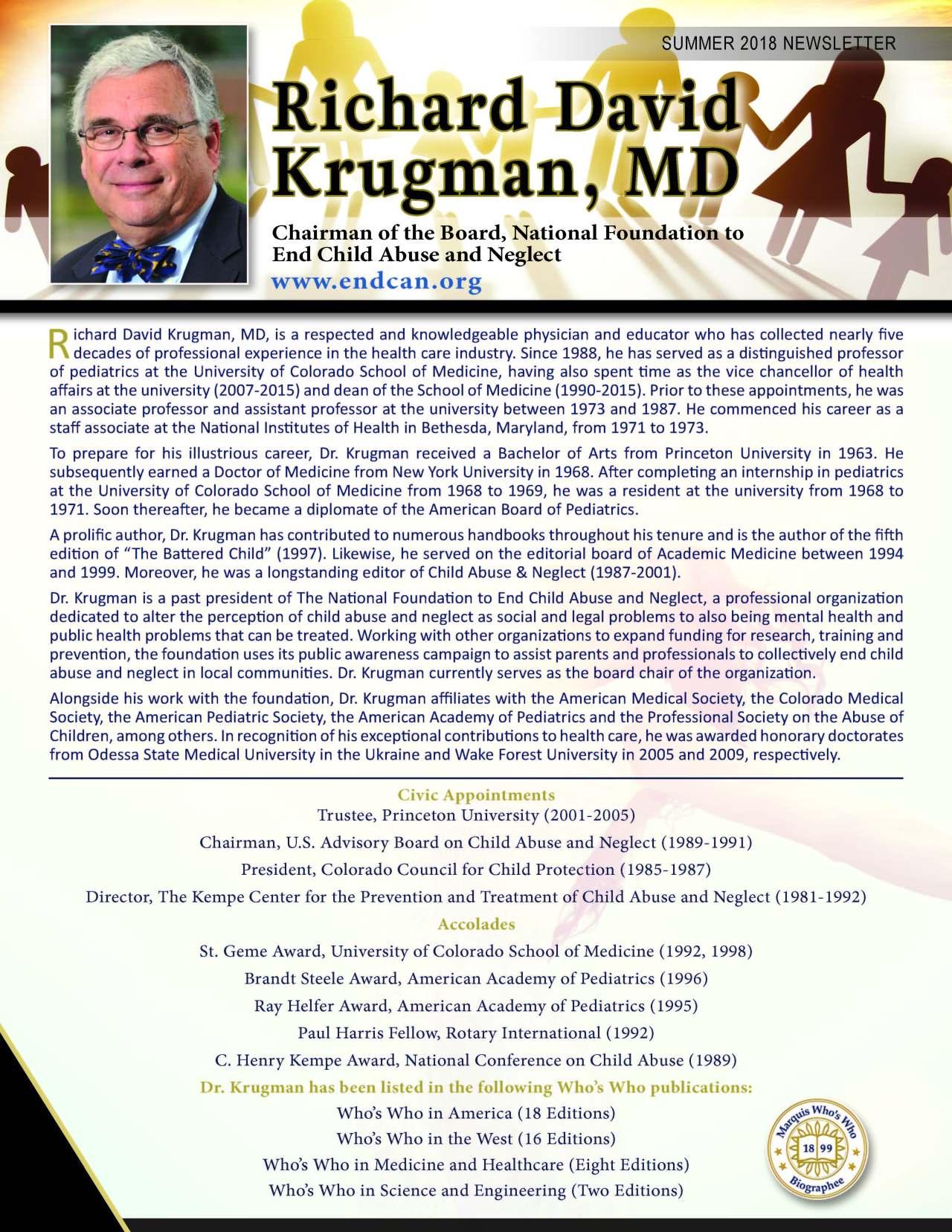 Richard David Krugman