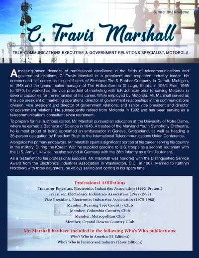 C. Travis Marshall