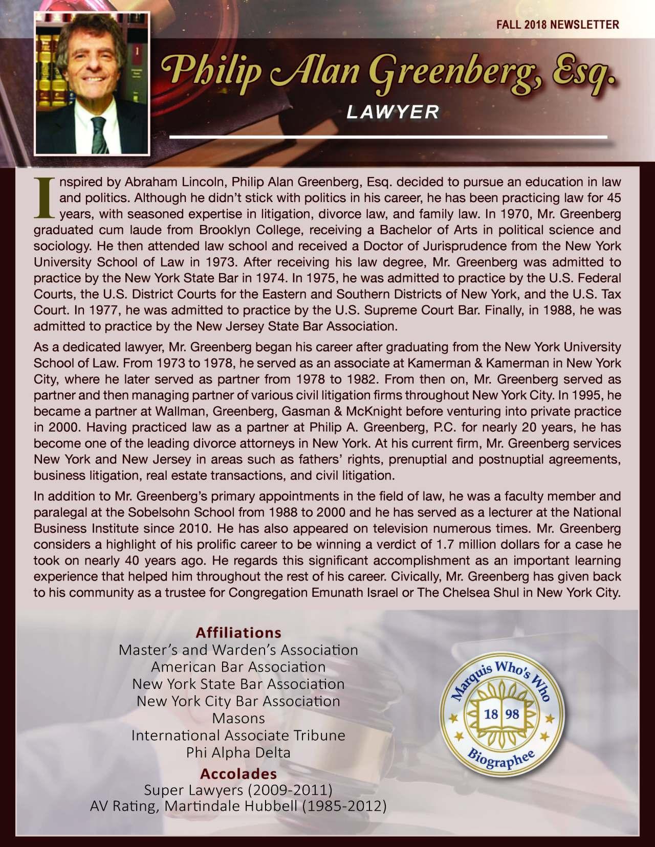 Greenberg, Philip 3794255_16911893 Newsletter.jpg