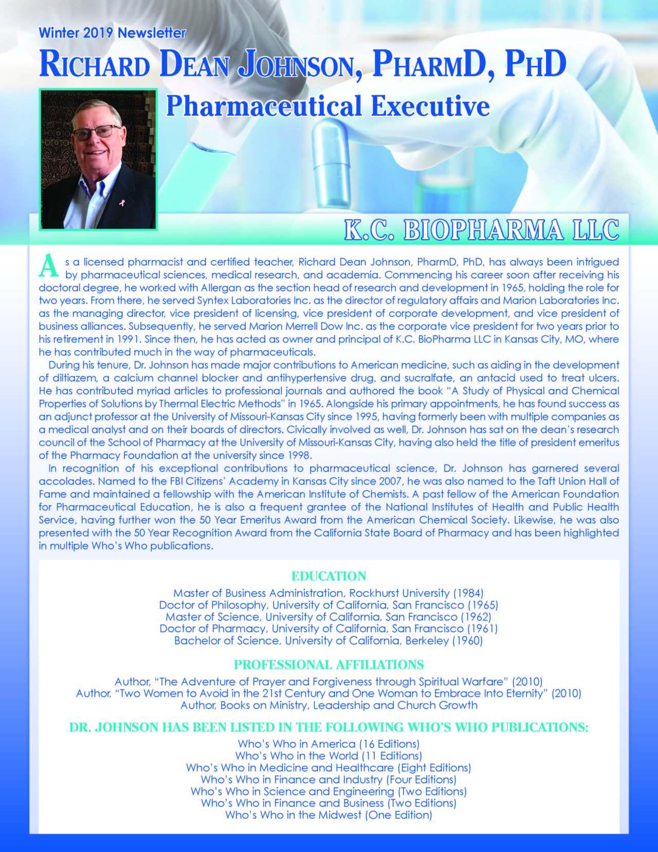 Johnson, Richard 2156898_84729 Newsletter