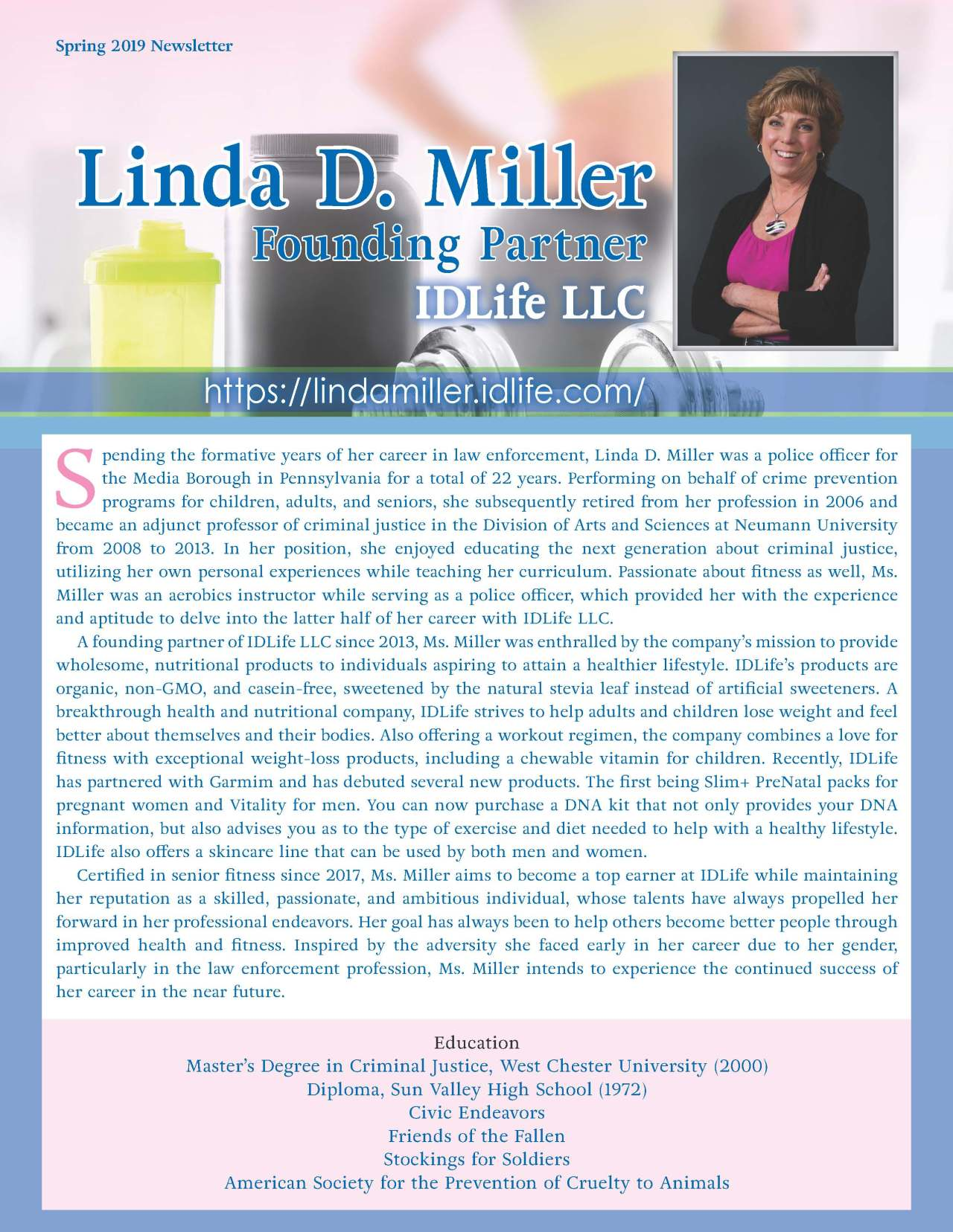 Miller, Linda 1759091_40004344 Newsletter REVISED