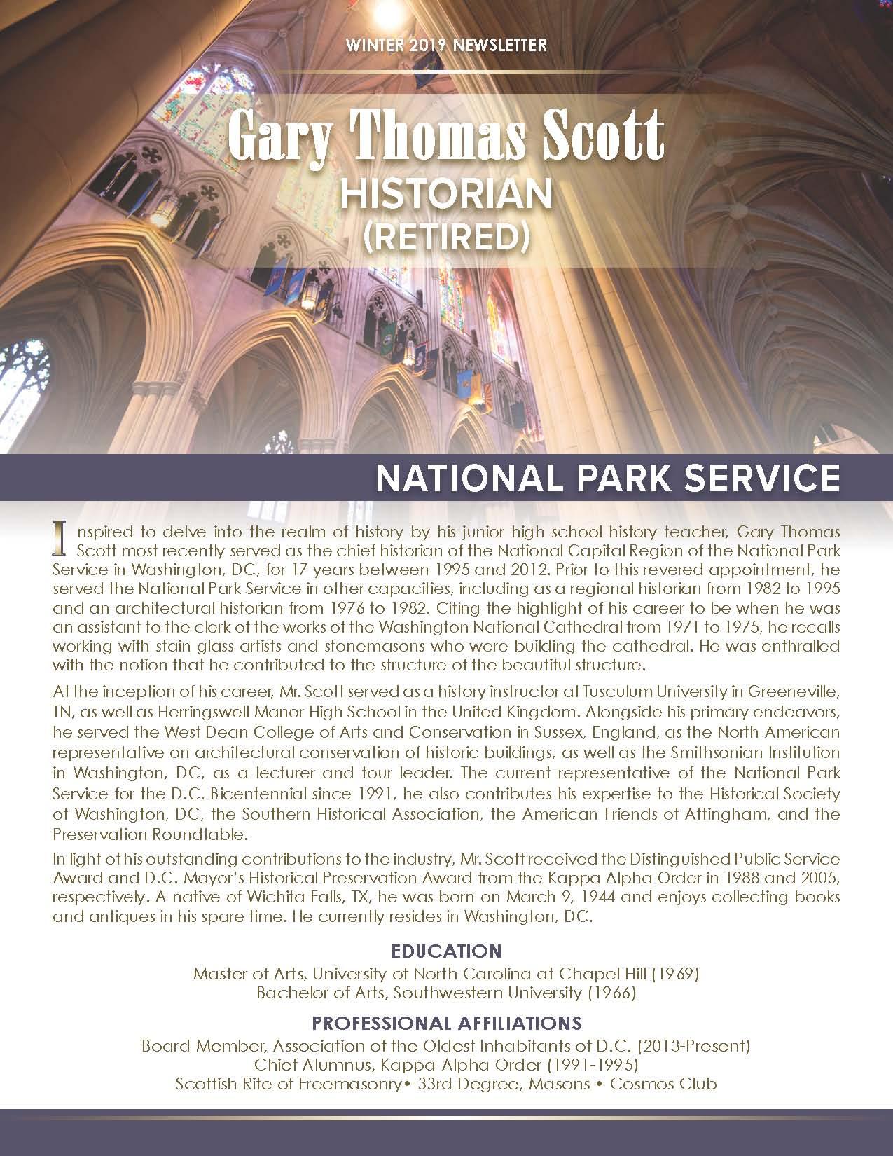 Scott, Gary 3950983_25709767 Newsletter