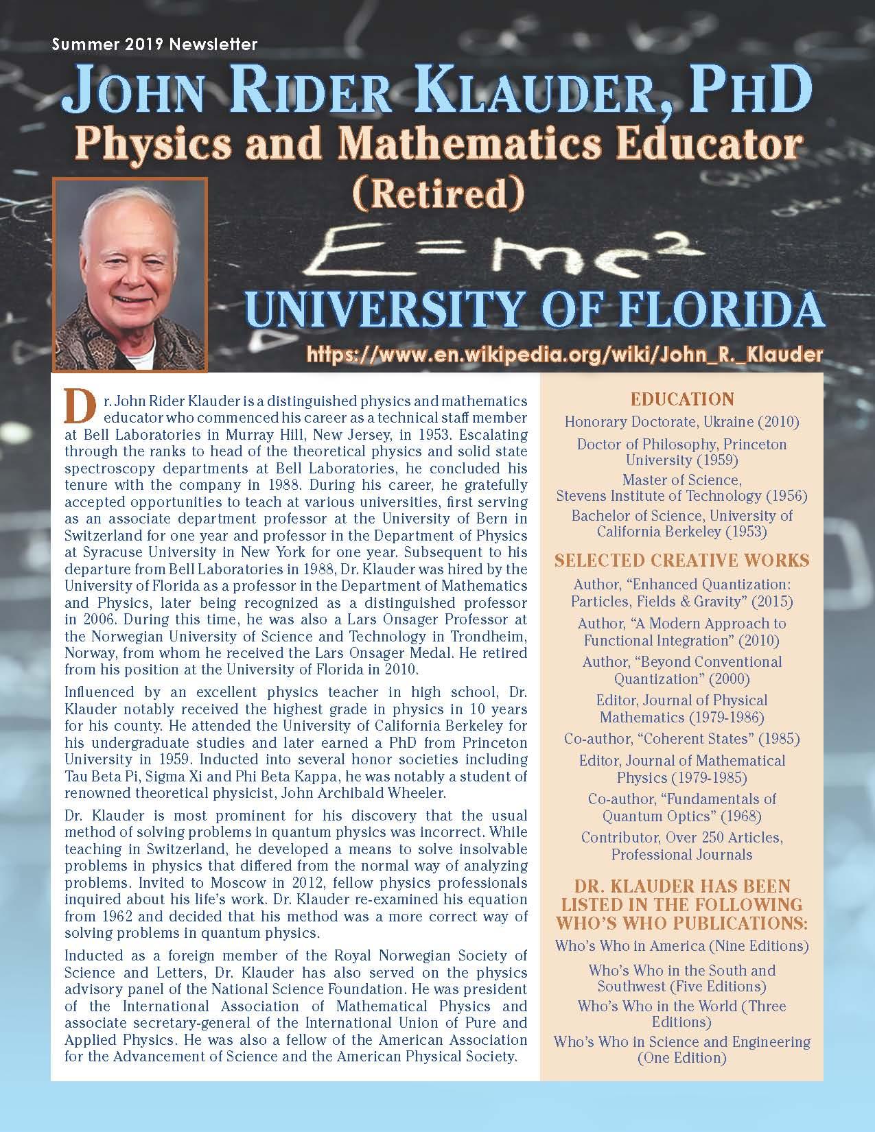Klauder, John 3701898_18056473 Newsletter.jpg