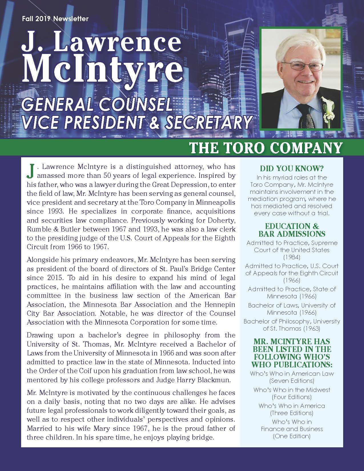 McIntyre, John 4278974_22928254 Newsletter